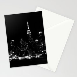 NYC sky line Stationery Cards