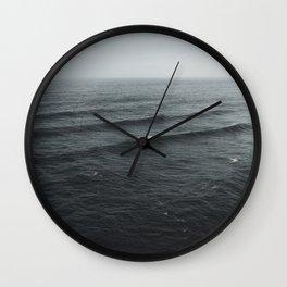Surf #3 Wall Clock