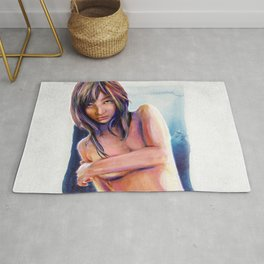 Lady in Waiting Rug