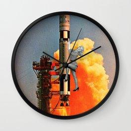 see ya later Wall Clock