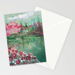 lovely landscape 3  Stationery Cards
