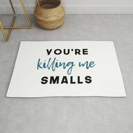 Killing Me Smalls Rug