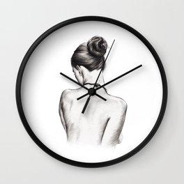 Languor Wall Clock
