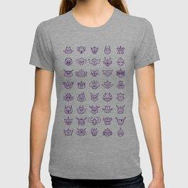 071 70s Robots T-shirt