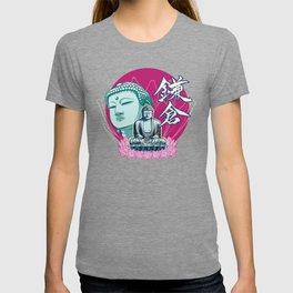 Kamakura Buddha T-shirt