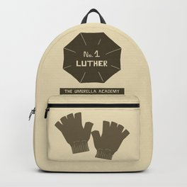 no.1 luther Backpack