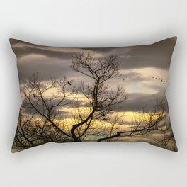 Autumns Eve Rectangular Pillow