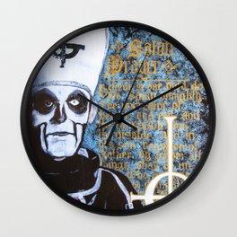 Opus Eponymous Wall Clock