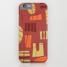 Hibok-Hibok iPhone Case