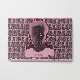 One-Eyed Okonma Metal Print