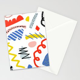 Memphis Zazzle Stationery Cards