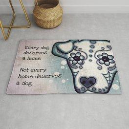 Every Dog Rug