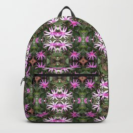 Cactus Blooms Chintz Backpack