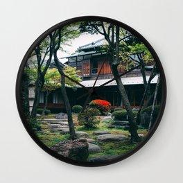 Tokyo 82 Wall Clock