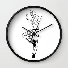 Jerome Robbins Wall Clock