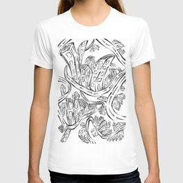 Entangled City T-shirt