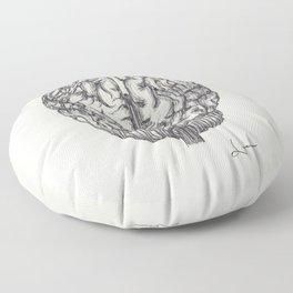 BALLPEN BRAIN 3 Floor Pillow