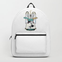 Induction Stroke Backpack