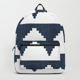 Lash in Navy Blue Backpack