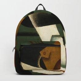 "Juan Gris ""Dish of Fruit"" Backpack"