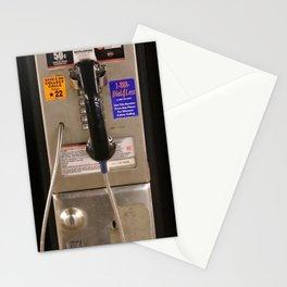 NYC Public Telephone Payphone Stationery Cards