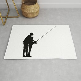 Learning to Fish Rug