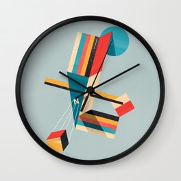 See the next page Wall Clock