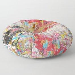 The Radiant Child Floor Pillow