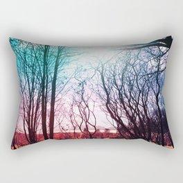 Beautiful Stems Rectangular Pillow