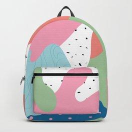 Irregular Backpack
