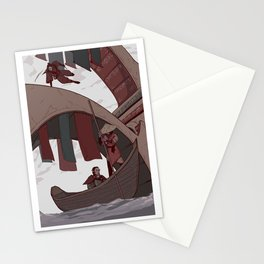 Morag Tong, page 4 Stationery Cards