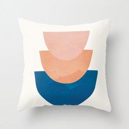 Set Line Flow 05 Throw Pillow
