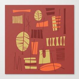 Hibok-Hibok Canvas Print