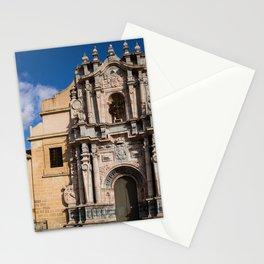 Caravaca De La Cruz Church Stationery Cards