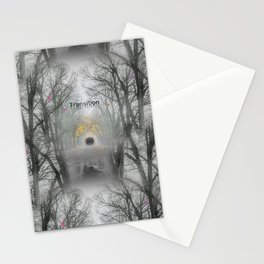 Energy Series: Transition Stationery Cards