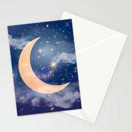 Nerdy Space Stationery Cards