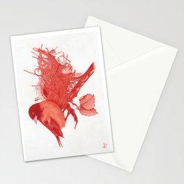 Nested Oriole Stationery Cards