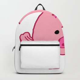 Just A Girl Who Loves Blobfishes Backpack
