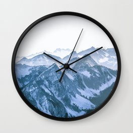Challenging Climb Wall Clock