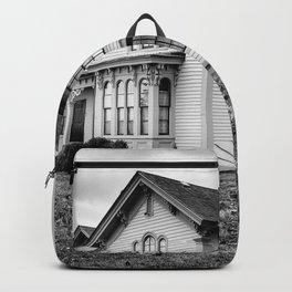 Classic American House Backpack