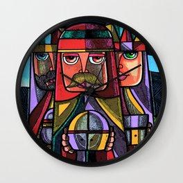 TRES REYES MAGOS 2012 Wall Clock
