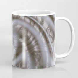Swirling Down The Road To Pencil Town Coffee Mug