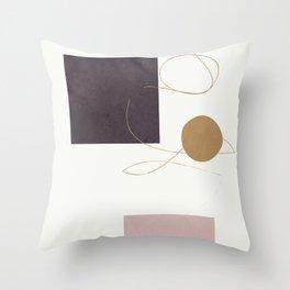 Abstract Minimal Art 30 Throw Pillow