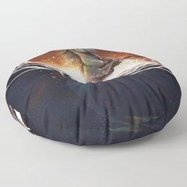 Hippocampus Floor Pillow