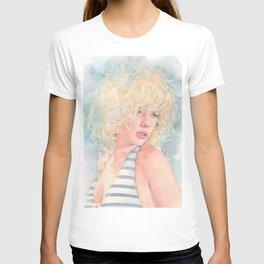 Scarlett Johansson 3 T-shirt