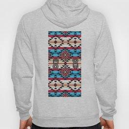 American Native Pattern No. 223 Hoody