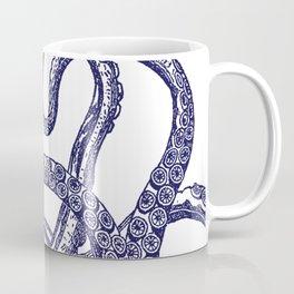 Octopus tentacles | Rustic Vintage engraving Coffee Mug