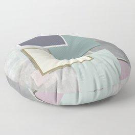Abstract 2018 003 Floor Pillow