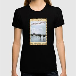 Greetings from Normandy - Juno Beach T-shirt