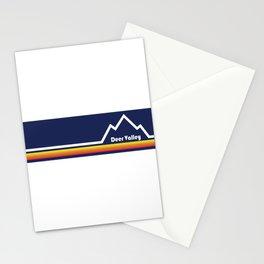 Deer Valley, Utah Stationery Cards